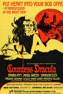 Assistir A Condessa Drácula Online Grátis Dublado Legendado (Full HD, 720p, 1080p) | Peter Sasdy | 1971