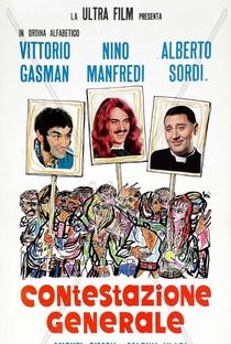 Assistir A Contestação Online Grátis Dublado Legendado (Full HD, 720p, 1080p)   Luigi Zampa   1970