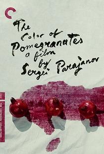 Assistir A Cor da Romã Online Grátis Dublado Legendado (Full HD, 720p, 1080p)   Sergei Parajanov   1968