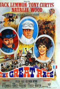 Assistir A Corrida do Século Online Grátis Dublado Legendado (Full HD, 720p, 1080p)   Blake Edwards (I)   1965