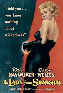 Assistir A Dama de Shanghai Online Grátis Dublado Legendado (Full HD, 720p, 1080p)   Orson Welles   1947