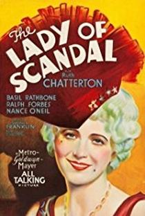 Assistir A Dama do Escândalo Online Grátis Dublado Legendado (Full HD, 720p, 1080p) | Sidney Franklin (I) | 1930