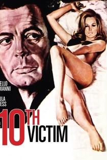 Assistir A Décima Vítima Online Grátis Dublado Legendado (Full HD, 720p, 1080p) | Elio Petri | 1965