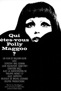 Assistir A Elegante Polly Maggoo Online Grátis Dublado Legendado (Full HD, 720p, 1080p) | William Klein | 1966