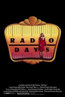 Assistir A Era do Rádio Online Grátis Dublado Legendado (Full HD, 720p, 1080p) | Woody Allen | 1987