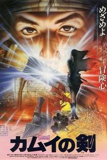 Assistir A Espada de Kamui Online Grátis Dublado Legendado (Full HD, 720p, 1080p)   Rintaro   1985