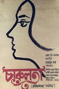 Assistir A Esposa Solitária Online Grátis Dublado Legendado (Full HD, 720p, 1080p)   Satyajit Ray   1964