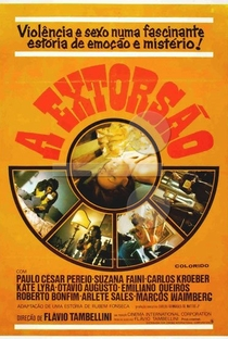 Assistir A Extorsão Online Grátis Dublado Legendado (Full HD, 720p, 1080p) | Flavio Tambellini | 1975