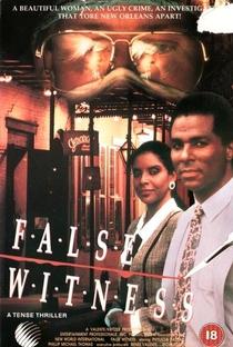 Assistir A Falsa Testemunha Online Grátis Dublado Legendado (Full HD, 720p, 1080p) | Arthur Allan Seidelman | 1989