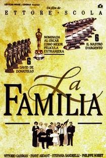 Assistir A Família Online Grátis Dublado Legendado (Full HD, 720p, 1080p) | Ettore Scola | 1987