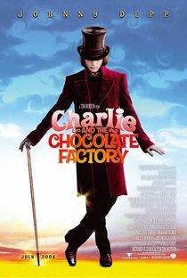 Assistir A Fantástica Fábrica de Chocolate Online Grátis Dublado Legendado (Full HD, 720p, 1080p)   Tim Burton (I)   2005
