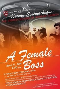 Assistir A Female Boss Online Grátis Dublado Legendado (Full HD, 720p, 1080p) | Han Hyeong-mo | 1959