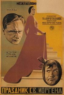 Assistir A Festa de São Jorge Online Grátis Dublado Legendado (Full HD, 720p, 1080p) | Yakov Protazanov | 1930