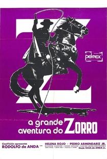 Assistir A Grande Aventura do Zorro Online Grátis Dublado Legendado (Full HD, 720p, 1080p) | Raul de Anda Jr. | 1976