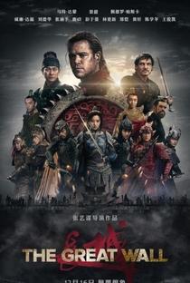 Assistir A Grande Muralha Online Grátis Dublado Legendado (Full HD, 720p, 1080p)   Zhang Yimou   2016