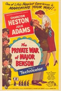 Assistir A Guerra Íntima do Major Benson Online Grátis Dublado Legendado (Full HD, 720p, 1080p) | Jerry Hopper | 1955