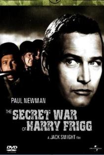 Assistir A Guerra Secreta de Harry Frigg Online Grátis Dublado Legendado (Full HD, 720p, 1080p) | Jack Smight | 1968