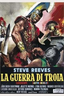 Assistir A Guerra de Tróia Online Grátis Dublado Legendado (Full HD, 720p, 1080p) | Giorgio Ferroni | 1961