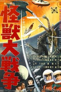 Assistir A Guerra dos Monstros Online Grátis Dublado Legendado (Full HD, 720p, 1080p)   Ishirō Honda   1965
