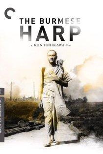 Assistir A Harpa da Birmânia Online Grátis Dublado Legendado (Full HD, 720p, 1080p) | Kon Ichikawa | 1956