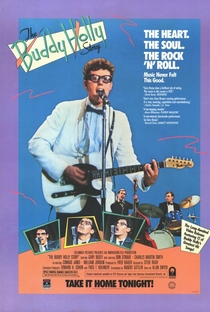 Assistir A História de Buddy Holly Online Grátis Dublado Legendado (Full HD, 720p, 1080p) | Steve Rash | 1978
