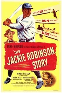 Assistir A História de Jackie Robinson Online Grátis Dublado Legendado (Full HD, 720p, 1080p) | Alfred E. Green | 1950