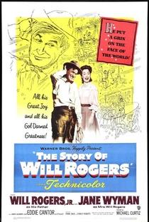 Assistir A História de Will Rogers Online Grátis Dublado Legendado (Full HD, 720p, 1080p) | Michael Curtiz | 1952