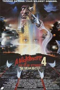 Assistir A Hora do Pesadelo 4: O Mestre dos Sonhos Online Grátis Dublado Legendado (Full HD, 720p, 1080p) | Renny Harlin | 1988