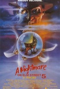 Assistir A Hora do Pesadelo 5: O Maior Horror de Freddy Online Grátis Dublado Legendado (Full HD, 720p, 1080p)   Stephen Hopkins   1989