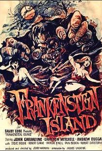 Assistir A Ilha de Frankenstein Online Grátis Dublado Legendado (Full HD, 720p, 1080p)   Jerry Warren   1981
