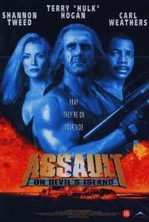 Assistir A Ilha do Diabo Online Grátis Dublado Legendado (Full HD, 720p, 1080p) | Jon Cassar | 1997