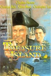 Assistir A Ilha do Tesouro Online Grátis Dublado Legendado (Full HD, 720p, 1080p)   Fraser Clarke Heston   1990