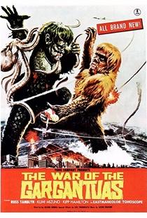 Assistir A Invasão dos Gargântuas Online Grátis Dublado Legendado (Full HD, 720p, 1080p)   Ishirō Honda   1966
