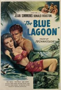 Assistir A Lagoa Azul Online Grátis Dublado Legendado (Full HD, 720p, 1080p)   Frank Launder   1949