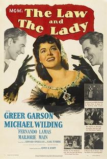 Assistir A Lei e A Mulher Online Grátis Dublado Legendado (Full HD, 720p, 1080p) | Edwin H. Knopf | 1951