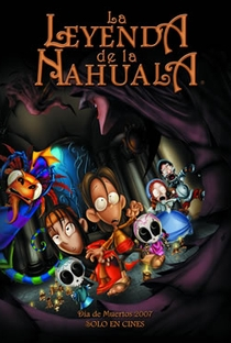 Assistir A Lenda de Nahuala Online Grátis Dublado Legendado (Full HD, 720p, 1080p) | Ricardo Arnaiz | 2007