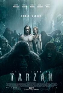 Assistir A Lenda de Tarzan Online Grátis Dublado Legendado (Full HD, 720p, 1080p)   David Yates   2016