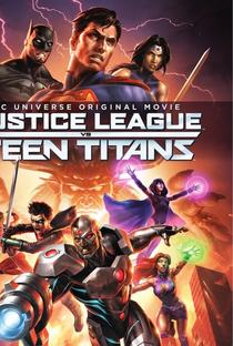 Assistir A Liga da Justiça e os Jovens Titãs Online Grátis Dublado Legendado (Full HD, 720p, 1080p) | Sam Liu | 2016