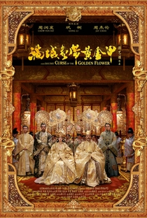 Assistir A Maldição da Flor Dourada Online Grátis Dublado Legendado (Full HD, 720p, 1080p) | Zhang Yimou | 2006