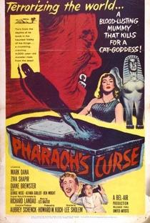 Assistir A Maldição do Faraó Online Grátis Dublado Legendado (Full HD, 720p, 1080p)   Lee Sholem   1957