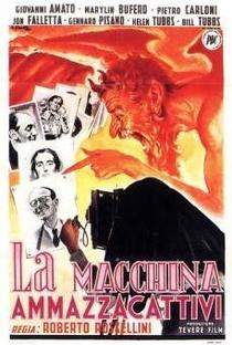 Assistir A Máquina de Matar Pessoas Más Online Grátis Dublado Legendado (Full HD, 720p, 1080p)   Roberto Rossellini (I)   1952