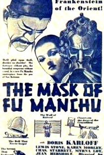 Assistir A Máscara de Fu Manchu Online Grátis Dublado Legendado (Full HD, 720p, 1080p) | Charles Brabin