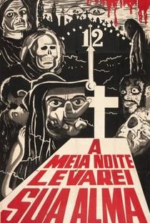 Assistir À Meia-Noite Levarei Sua Alma Online Grátis Dublado Legendado (Full HD, 720p, 1080p) | José Mojica Marins | 1964