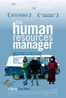 Assistir A Missão do Gerente de Recursos Humanos Online Grátis Dublado Legendado (Full HD, 720p, 1080p) | Eran Riklis | 2010