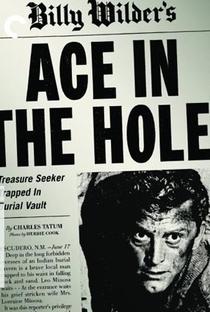Assistir A Montanha dos Sete Abutres Online Grátis Dublado Legendado (Full HD, 720p, 1080p) | Billy Wilder | 1951