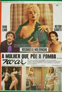 Assistir A Mulher Que Põe a Pomba no Ar Online Grátis Dublado Legendado (Full HD, 720p, 1080p)   José Mojica Marins