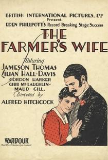 Assistir A Mulher do Fazendeiro Online Grátis Dublado Legendado (Full HD, 720p, 1080p) | Alfred Hitchcock (I) | 1928