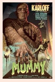 Assistir A Múmia Online Grátis Dublado Legendado (Full HD, 720p, 1080p)   Karl Freund   1932