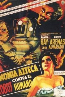 Assistir A Múmia Azteca Contra o Robô Humano Online Grátis Dublado Legendado (Full HD, 720p, 1080p) | Rafael Portillo | 1958