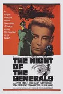 Assistir A Noite dos Generais Online Grátis Dublado Legendado (Full HD, 720p, 1080p) | Anatole Litvak | 1967